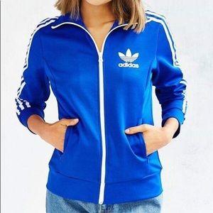 NWT Adidas Originals Europa Track Jacket M